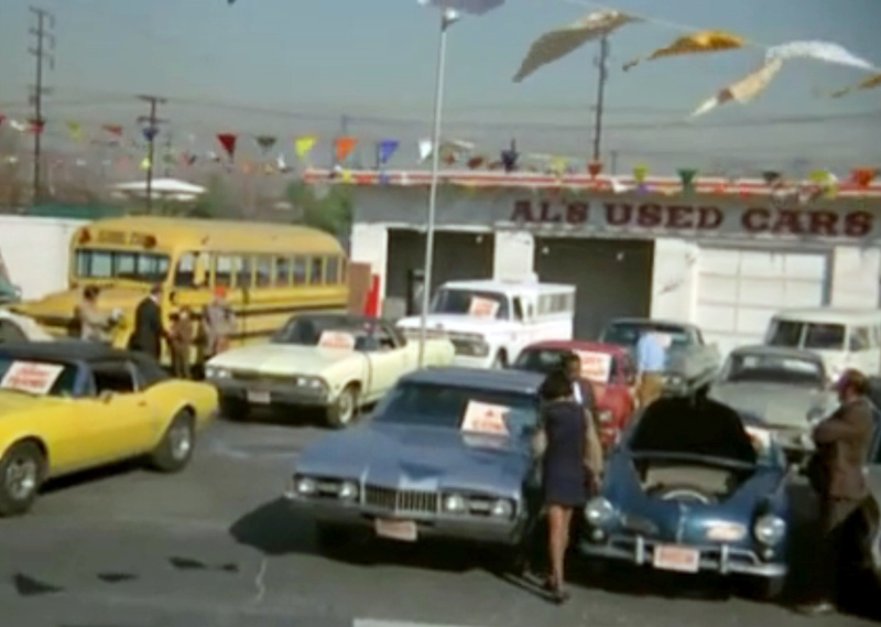 Used Car Dealer Tv Show