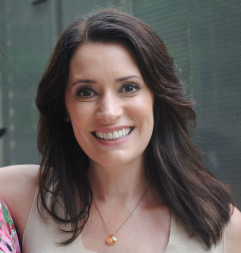 Paget Brewster wallpaper with a portrait titled Paget Brewster