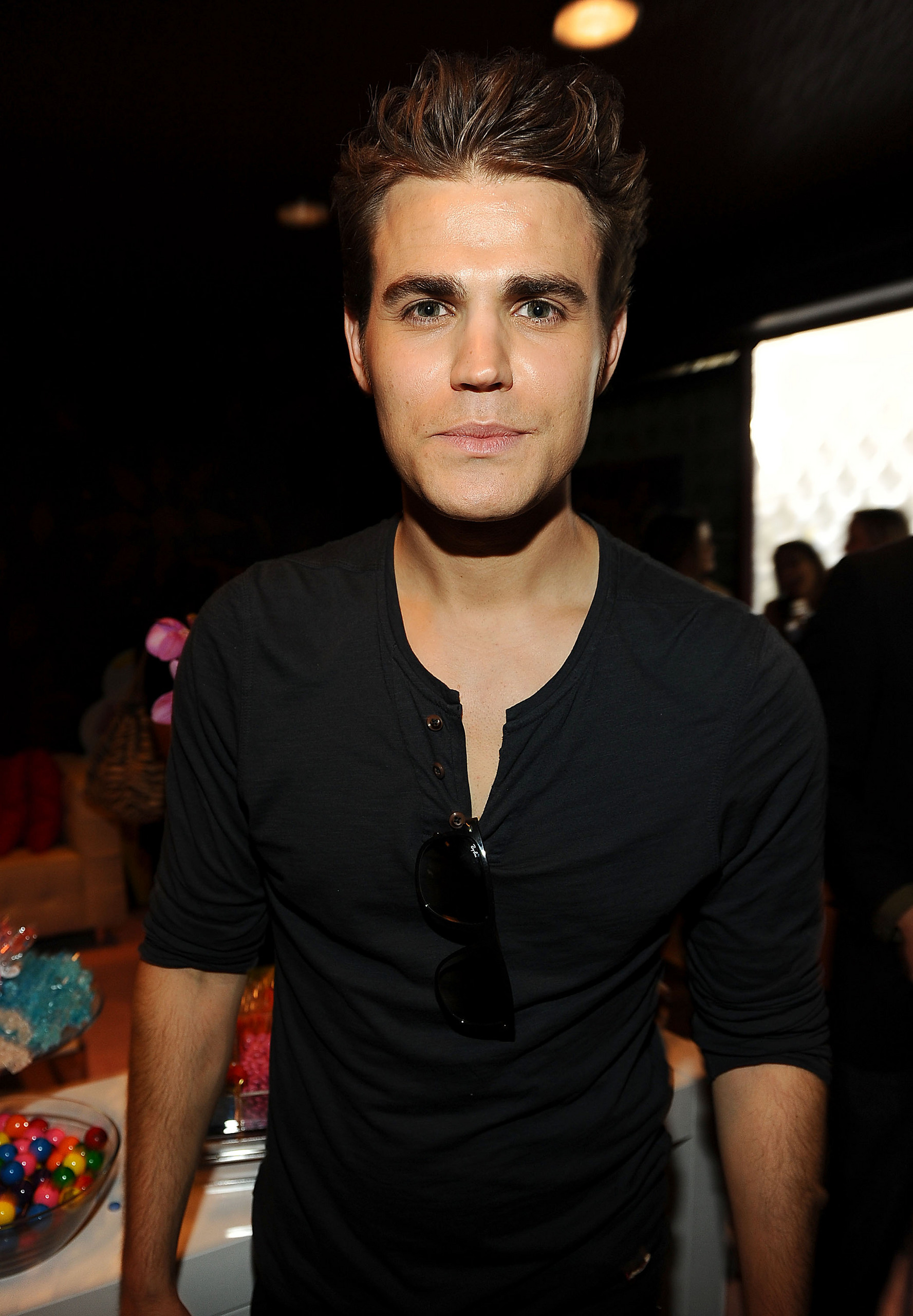 Paul at Teen Choice Awards - Green Room (July 22th, 2012)