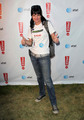 Pauley Perrette - 2012 LA Gay Pride день 2 Boo2 Bullying Lounge (Jun 10, 2012)