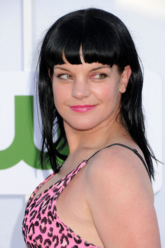 Pauley Perrette wallpaper probably with a portrait entitled Pauley Perrette - CW, CBS and Showtime Summer TCA Party (2012.07.29.)