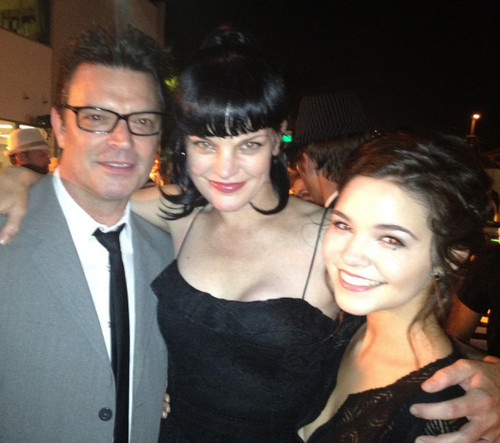 Pauley Perrette - Project ángel Food's ángel Awards in Los Angeles - August 18.