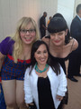 Pauley Perrette - Project Angel Food's Angel Awards in Los Angeles - August 18.