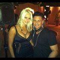 Pauly D and Maryse - jersey-shore photo