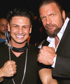Pauly D and Triple H - jersey-shore photo