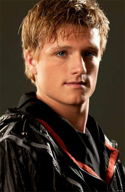 The Hunger Games wallpaper titled Peeta Mellark: Tribute