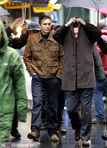 Person of Interest || Pilot Behind the Scenes