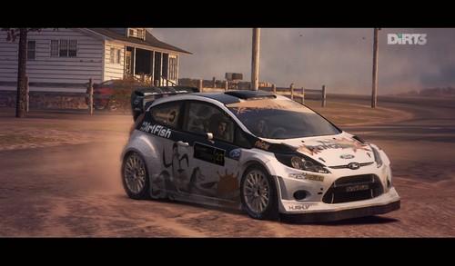 PoM Rally Car