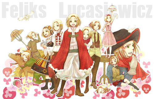 Hetalia Poland wallpaper called Poland APH