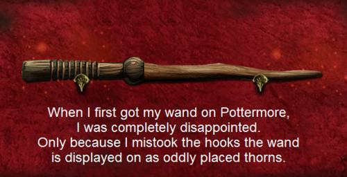 Pottermore Confessions