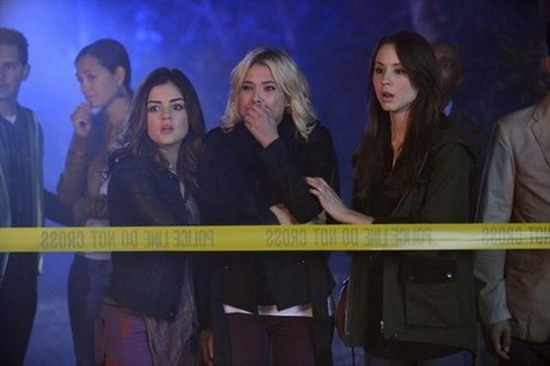 Pretty Little Liars - Episode 3.12 - The Lady Killer - Promotional picha