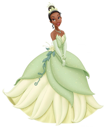 Disney Princess wallpaper possibly with a bouquet entitled Princess Tiana