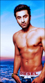 RANBIR KAPOOR SHIRTLESS - bollywood photo