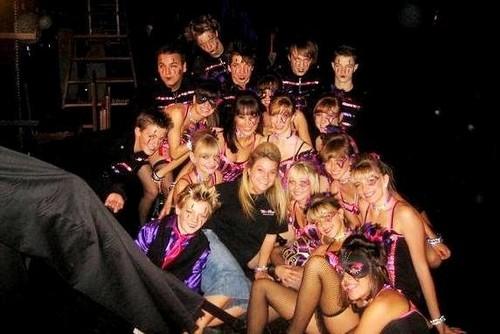 Rage Dancers