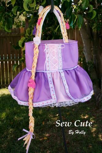 Rapunzel Bag