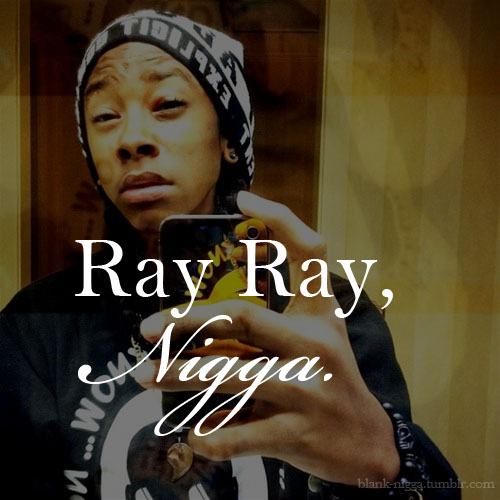 ray ray sexy boy!