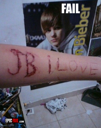 Real FAN - justin-bieber Photo