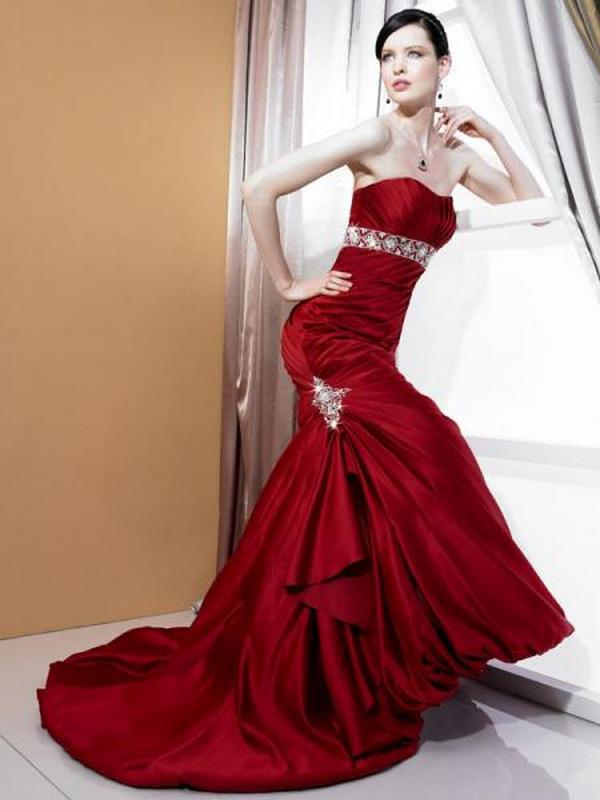 Fashion lovers images red dresses omg so pretty hd for Pretty dress for wedding