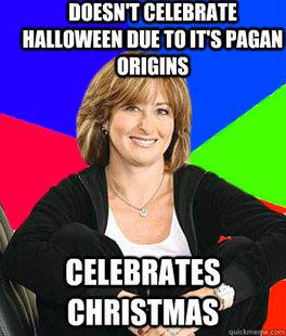 Religious Mom Meme