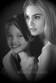 Renesmee & Rosalie