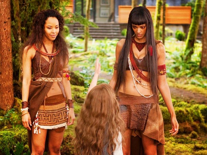 Renesmee and amazonas, amazon, amazônia Coven