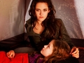 Renesmee and Bella - renesmee-carlie-cullen wallpaper