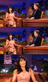 Robin on Conan O'Brien - robin-tunney photo