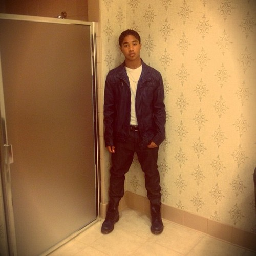 Roc Royal Is Such A Cutie Pie! :) <3