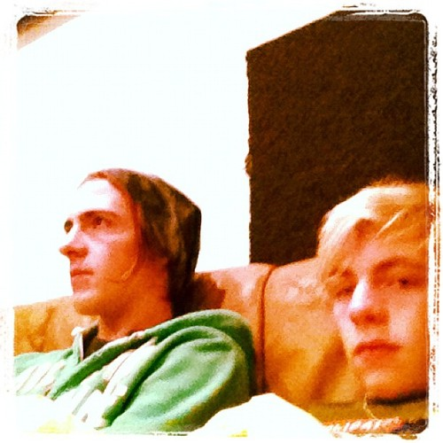 Rocky and Ross
