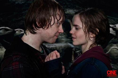Ron e Hermione - harry-potter Photo