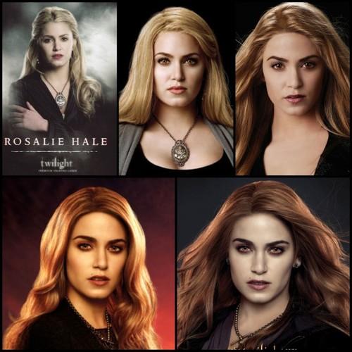 Rosalie Evolution