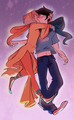 Rose & John - homestuck-fans fan art