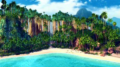 Rosella's island