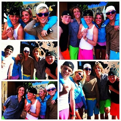 Ross & Family
