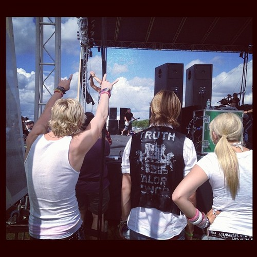 Ross, Rocky and Rydel