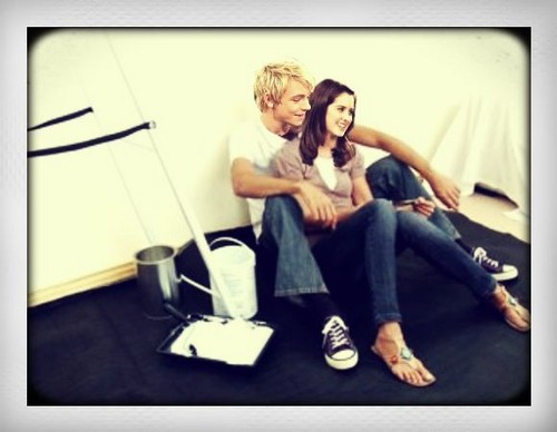 Ross and Laura
