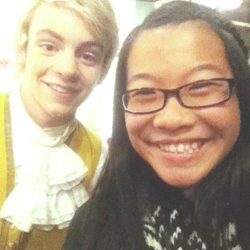 Ross with fans ross lynch austin photo 31831854 fanpop