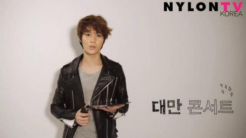 SHINee's Taemin for Nylon