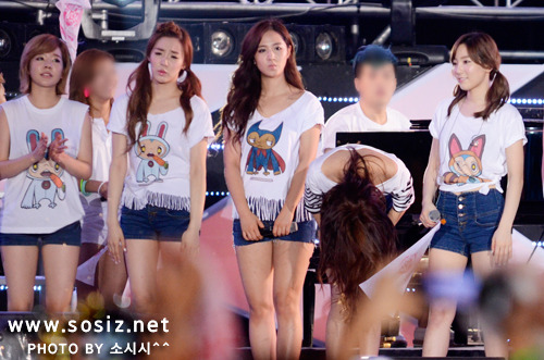 SNSD @ SMtown live in Seoul