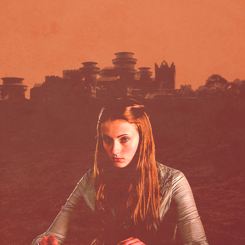 Sansa - game-of-thrones Fan Art