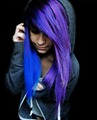 Scene girl - emo-and-scene-hairstyles photo