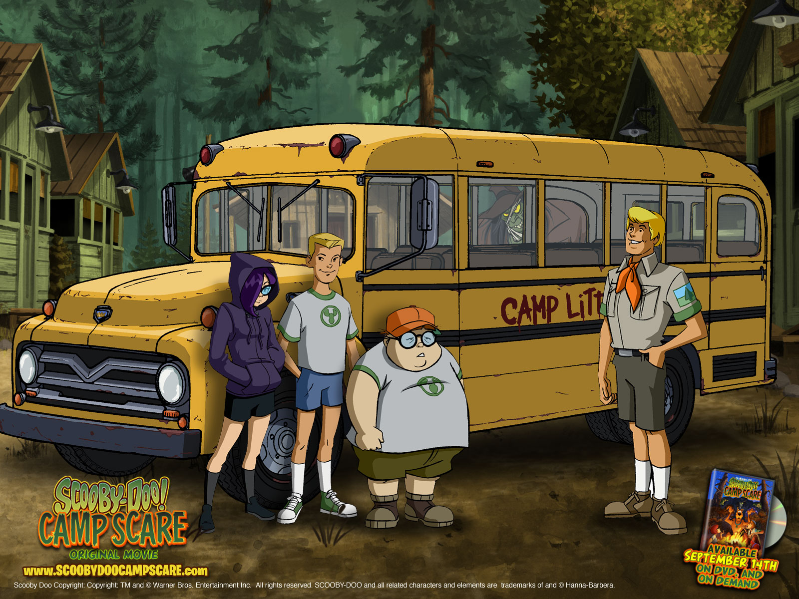 Scooby Doo Camp Scare