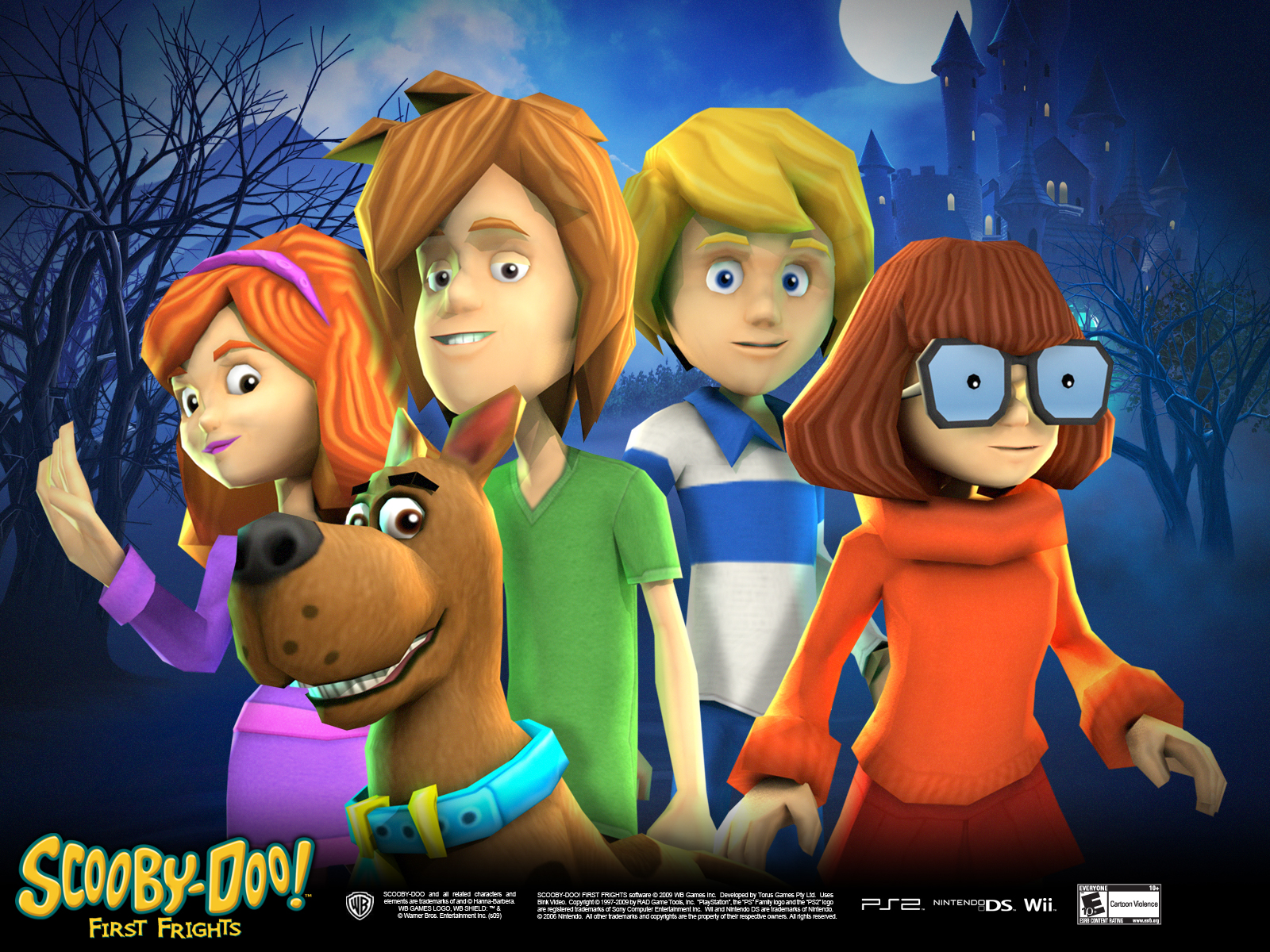 Scooby Doo First Frights Scooby Doo Wallpaper 31849623