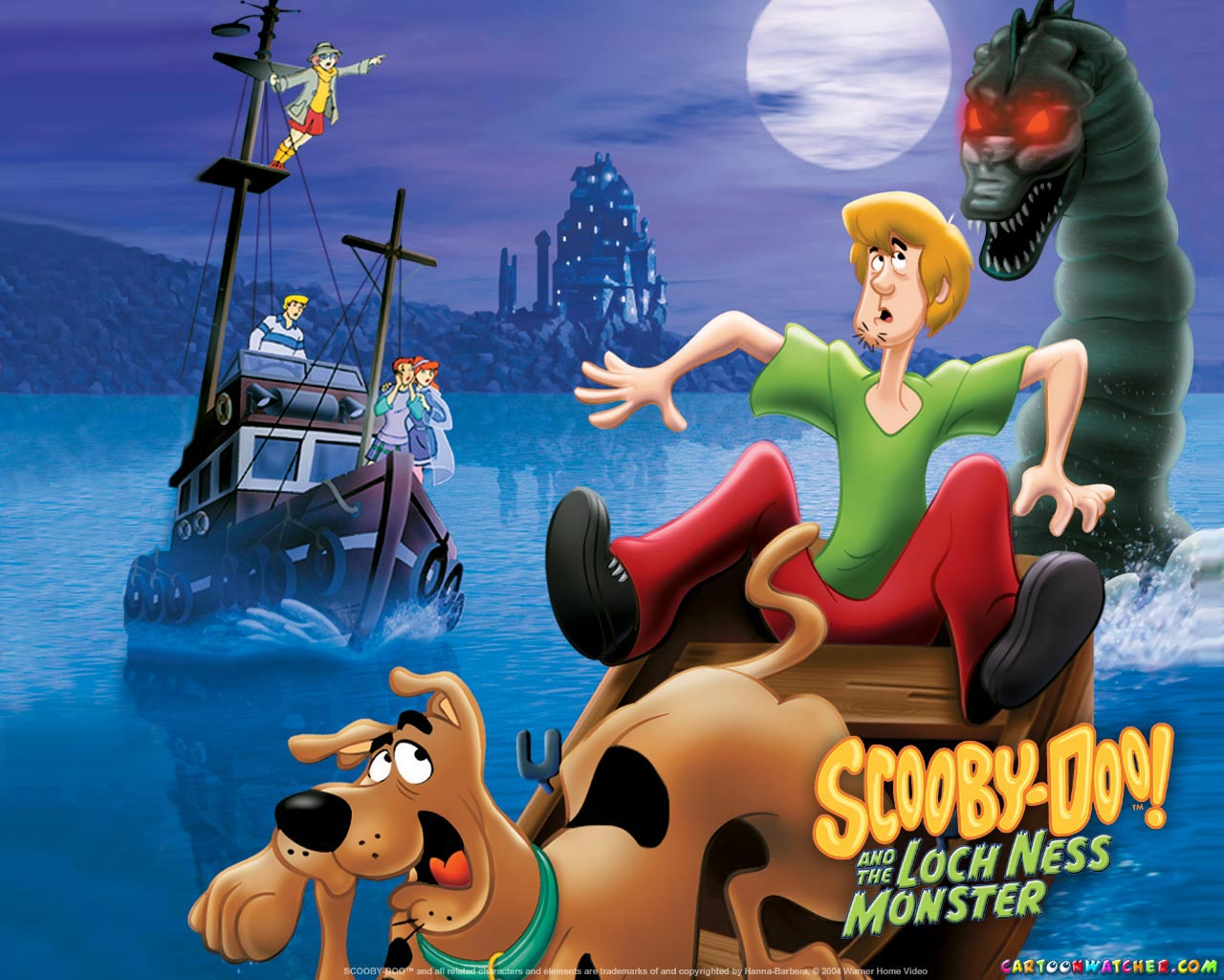 Scooby Doo & The Lochness Monster