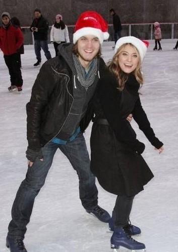 Scott & Spencer: ABC Family Winter Wonderland Event
