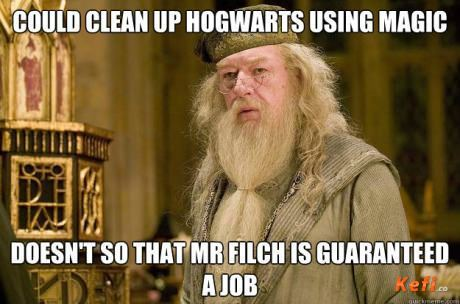 Scumbag Dumbledore - harry-potter-vs-twilight Photo