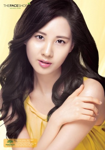Seohyun for The Face Shop