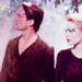 Seven and Axum - star-trek-voyager icon