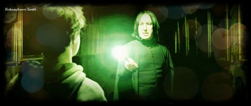 Severus Snape From POA.