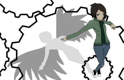 Shadowy Wings